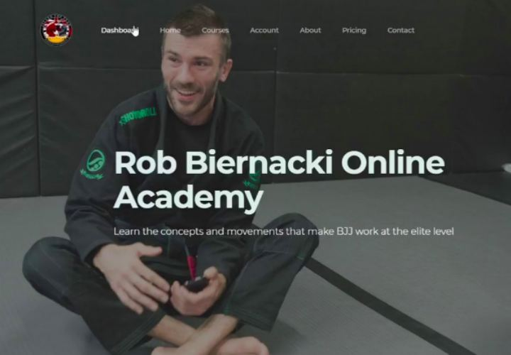 Rob Biernacki Online Academy Review