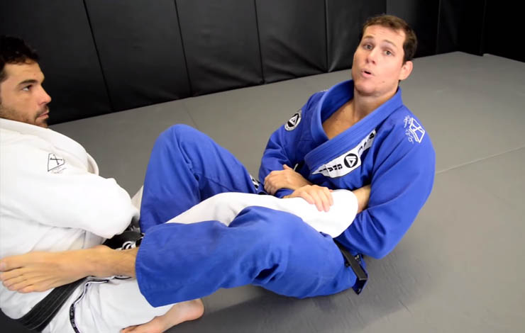 Roger Gracie Shares Ankle Lock Details That He Used To Submit Shinya Aoki in ADCC