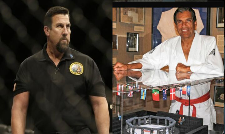 Big John McCarthy: Rorion Gracie Did Not Come Up with The Idea for the UFC