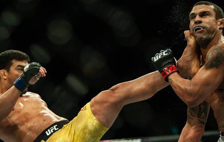 Vitor Belfort Was Advised To Pull Out of Machida Fight Due to Injury
