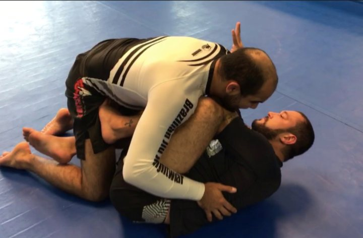 Never Get Caught Again in a Leg Lock in Z Guard with Tom DeBlass