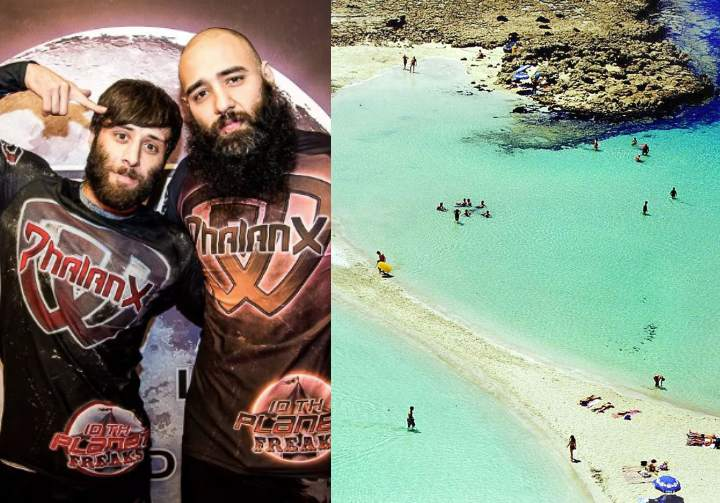 Summer Camp With Geo & Richie Martinez (10th Planet) in Cyprus