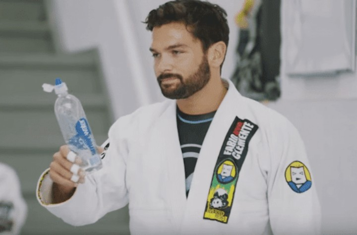 The Importance of Drinking More Water For BJJ Practitioners