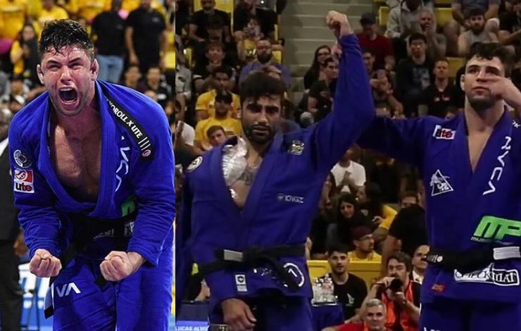Buchecha Surrenders Title To Leandro Lo – Plus More Results from WORLDS 2018