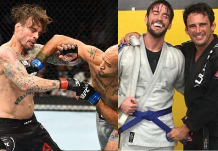 CM Punk's BJJ Coach: 'MMA is Too Hard. He Should Compete in Jiu-Jitsu Instead'