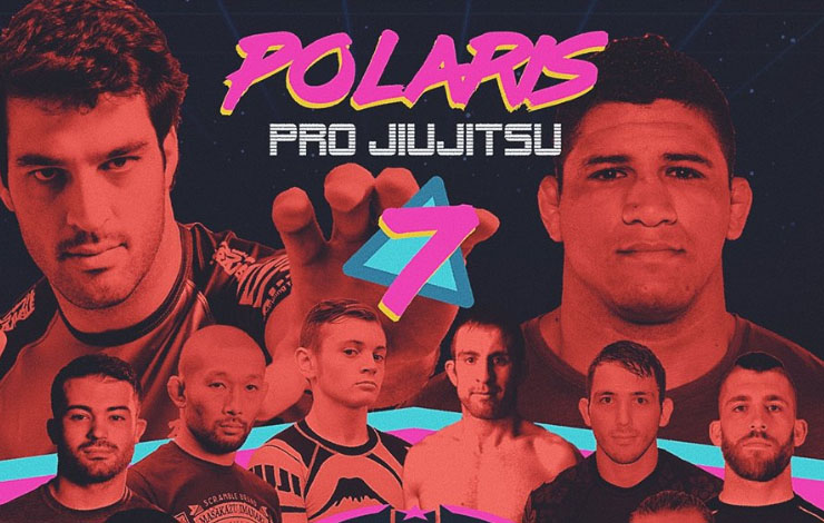 Polaris 7 Releases Full Card, Set to Feature Gilbert Burns, Nicky Ryan, Imanari, Gregor Gracie