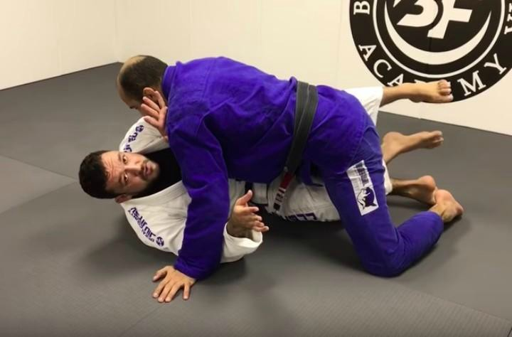 When is Half Guard Better then Full Guard?