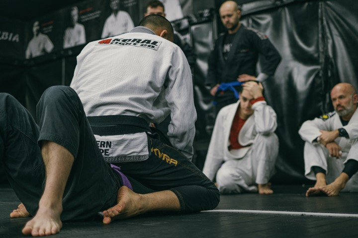 The Number One Rule Every New BJJ White Belt Has To Follow