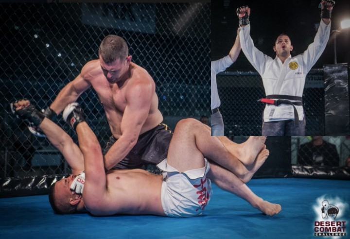 Great Sportsmanship: BJJ Black Belt Refuses To Inflict More Damage on Battered Opponent