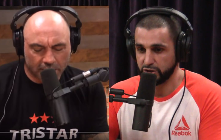 Firas Zahabi Went On Joe Rogan Podcast – Must Watch For All Martial Art Fans