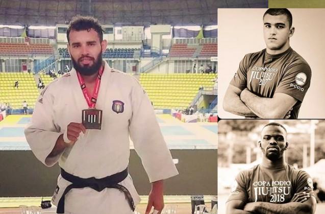 Judoka Added To Copa Podio HW GP: 'I'm Going To Be Champion'