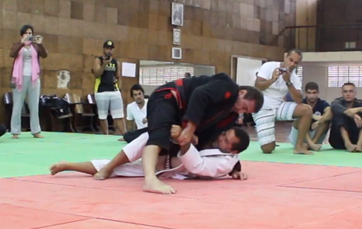 Coral Belts Fabio Oliveira And Claudio Marculino Duke It Out With Amazing BJJ Exchanges