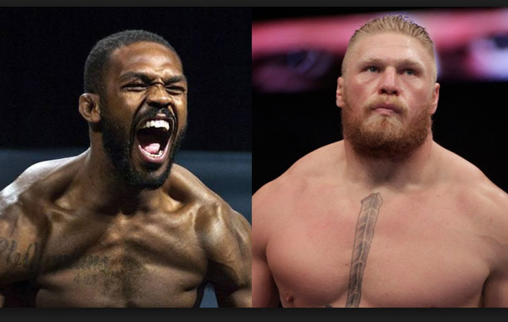 UFC Working On Brock Lesnar Match Up With Jon Jones – All Eyes On USADA