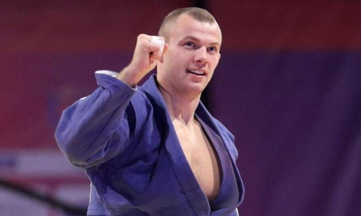 These 5 Principles Helped Him Become Sambo World Champion