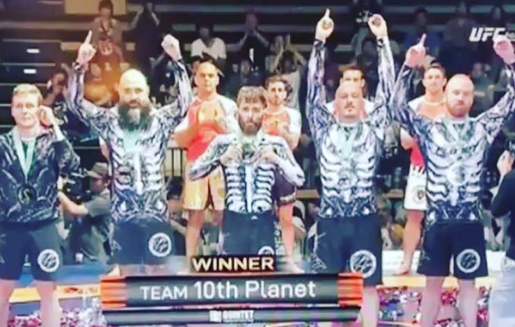 Team 10th Planet Wins Quintet 2
