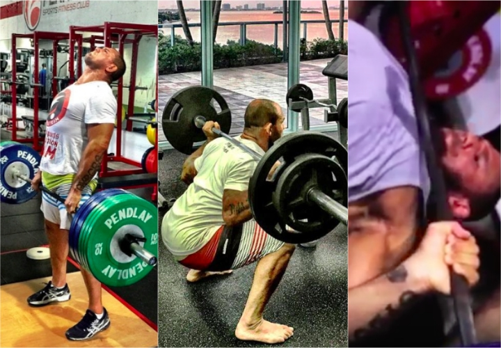 """BJJ Made My Lifts Weaker"" : Balancing BJJ and Powerlifting"