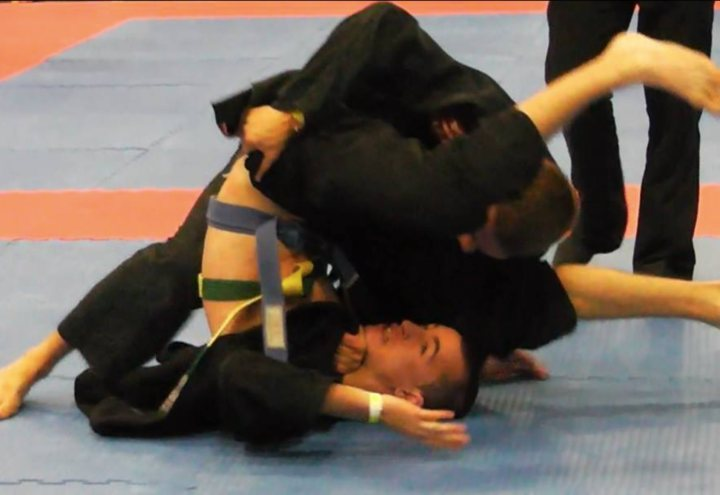 "Using ""Old School"" BJJ To Demolish ""New School"" BJJ"