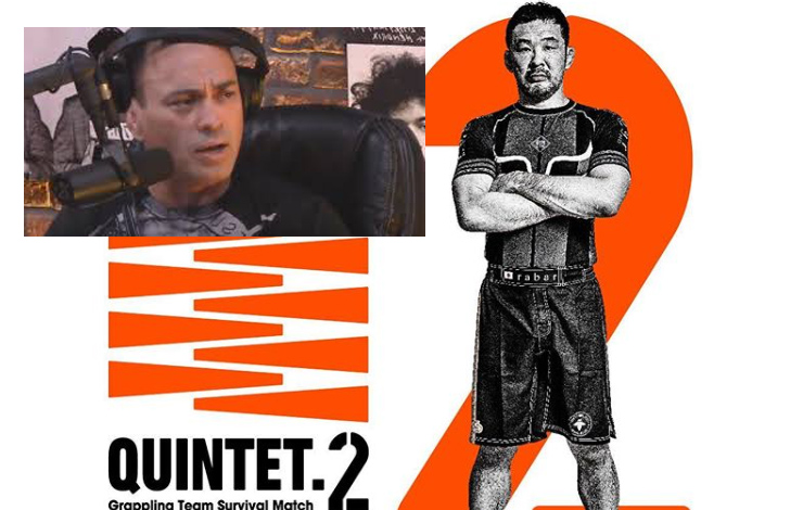 Quintet 2 Unveils Teams Featuring Sakuraba, Satoshi Ishi, Joao Assis, 10th Planet Aces and More