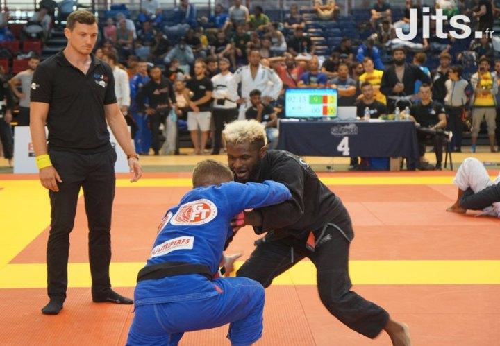 France Hosts Record Breaking National BJJ Championship