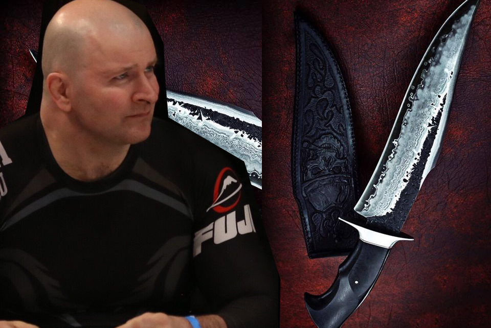 John Danaher: BJJ Is Like a Knife –  Morally Neutral. It's Only as Good as its Owner