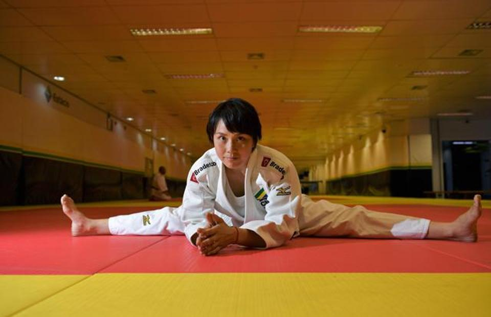 Huge Landmark For Brazil Judo – National Squad Gets First Ever Female Headcoach