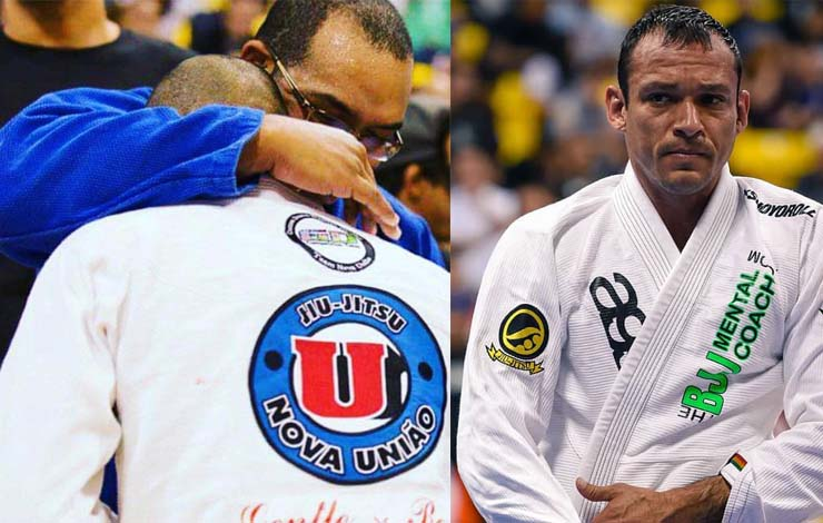 BJJ Mental Coach Gustavo Dantas Retires from Teaching Jiu-Jitsu