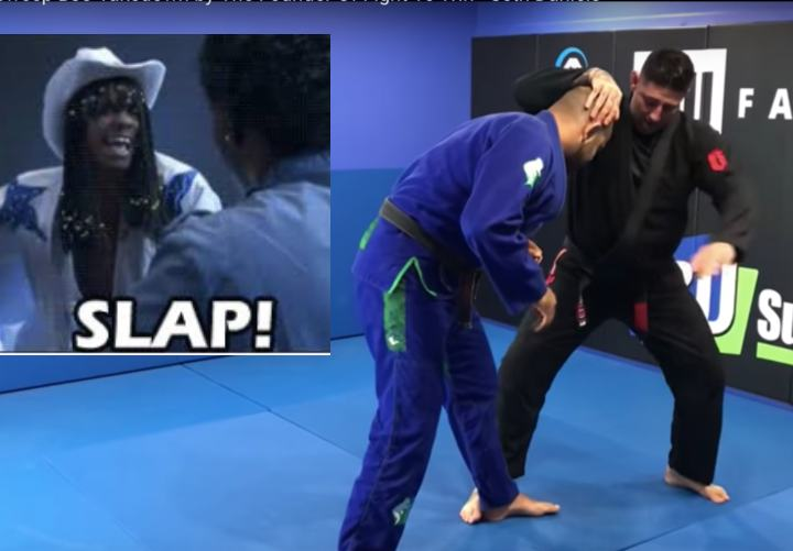 'Rick James' Slap Foot Sweep by The Founder Of Fight To ...Rick James Slap