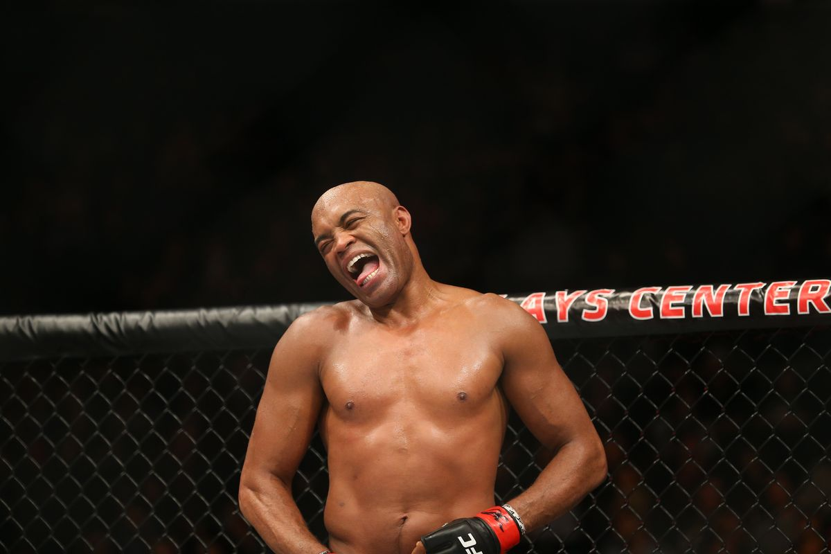 Anderson Silva USADA Case Confirmed – Another Case Of Tainted Supplement