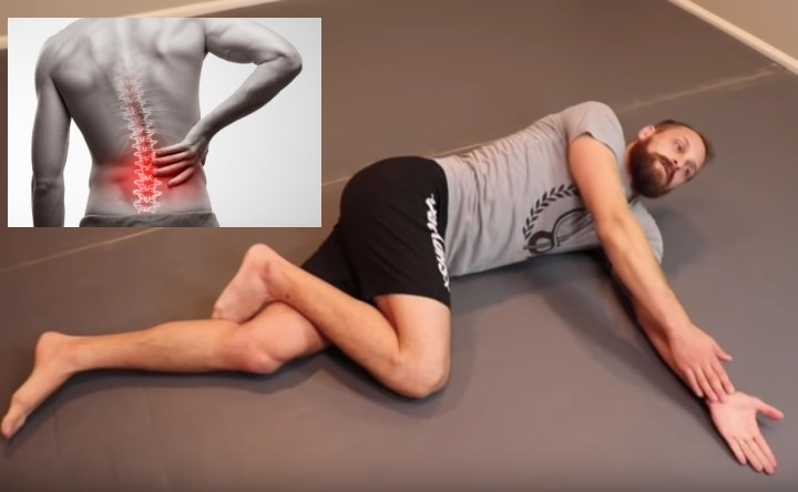 10 Ways To Relieve Back Pain For Grapplers
