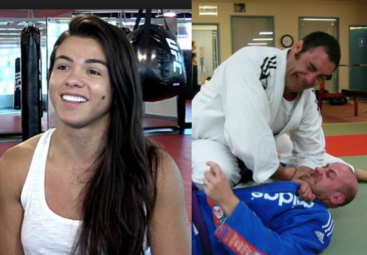 Claudia Gadelha On Why Americans Have A Hard Time Flow Rolling