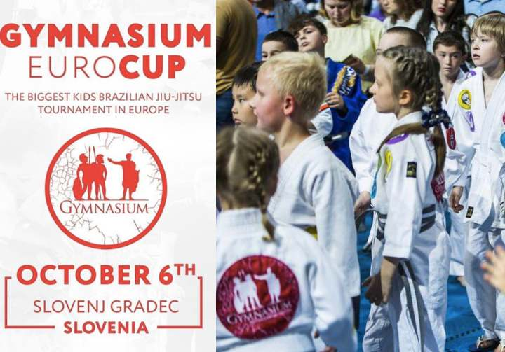 Biggest Kids Tournament in Europe Coming To Slovenia: Gymnasium Euro Cup