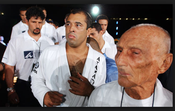 Royce Gracie: Without Jiu Jitsu Any Martial Artist Is Lost