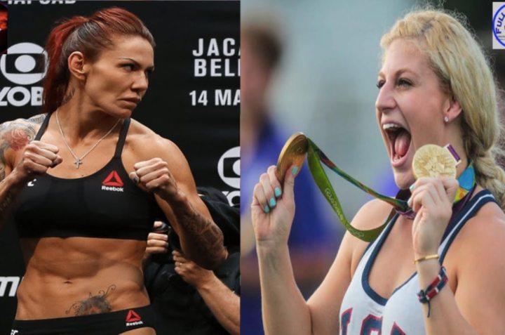 2 Time Olympic Champion Kayla Harrison Wants Cris Cyborg: 'I Ain't Afraid Of You'