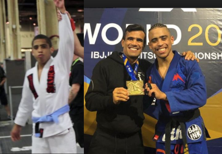 How To Create A BJJ World Champion