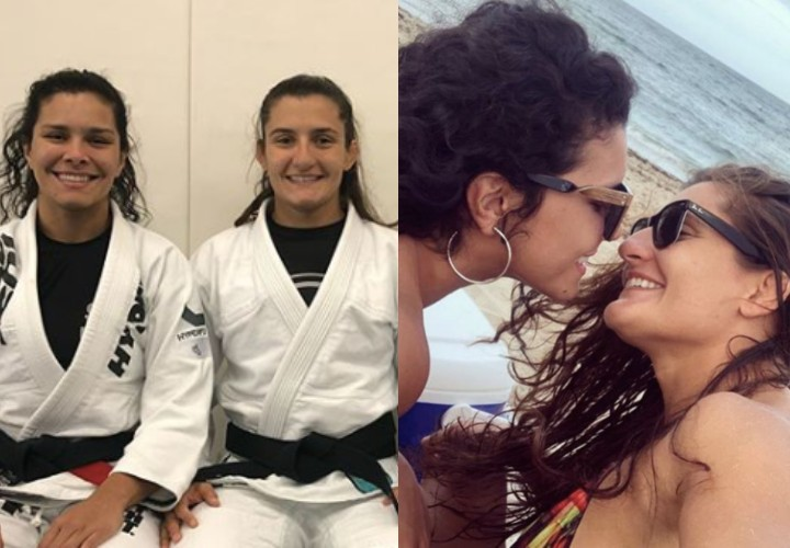 BJJ's First Openly Gay World Champion Couple Get Married in Vegas