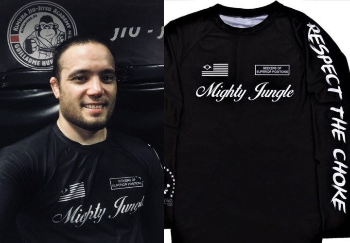 Rising Brands: We Review Mighty Jungle's 'Dr Guillotin' RashGuard