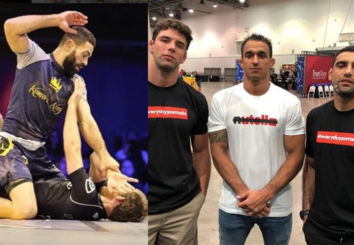 "Vagner Rocha On ""No Nutella BJJ"" Movement: Have You Ever Fought Someone Really Trying To Kill You?"