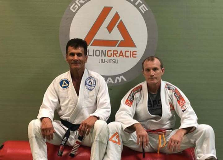 Rillion Gracie Welcomes Sex Offender Romolo Barros in His Academy