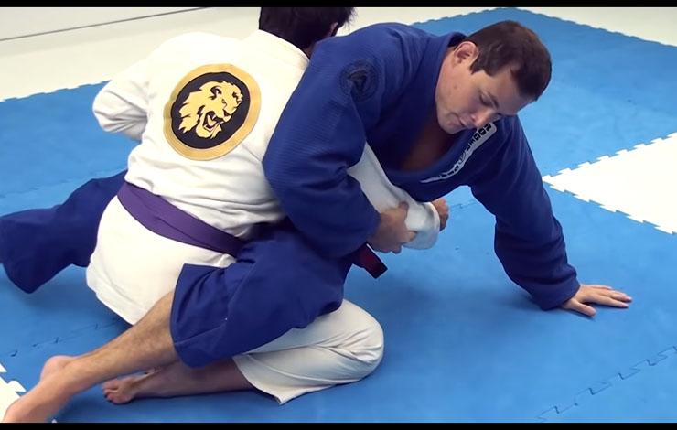 Roger Gracie Shares Masterful Kimura Details