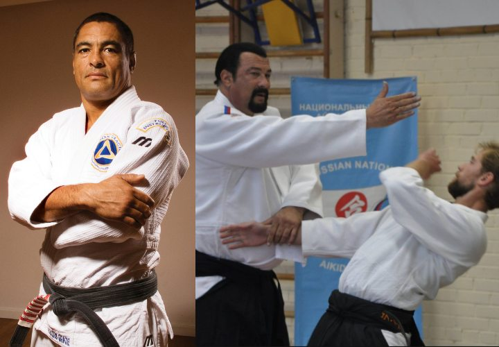Rickson Gracie On If Steven Seagal is a Legit Martial Artist