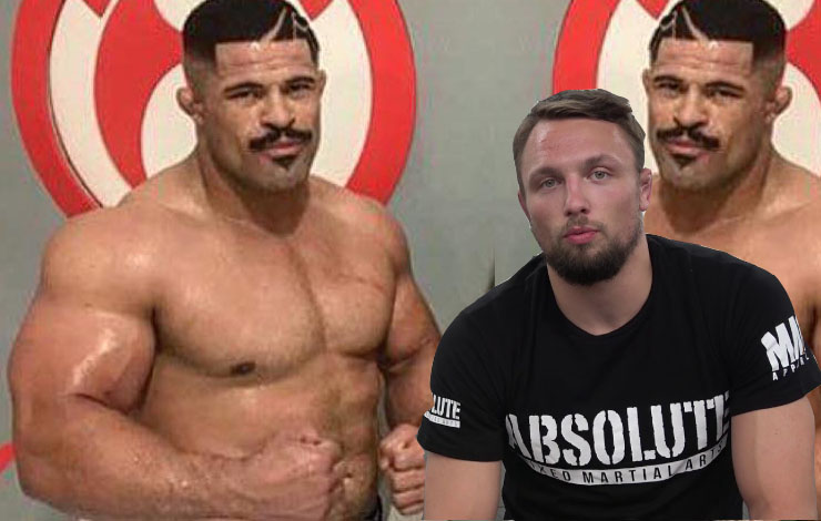 Rousimar Palhares Talks Hulk Physique Plus Grappling Future