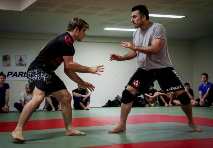 Try This When Facing A Wrestler in a BJJ Match