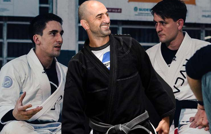 Famed BJJ Coach Gordinho Dismayed With Mendes Bros Poaching His Students Under False Pretense