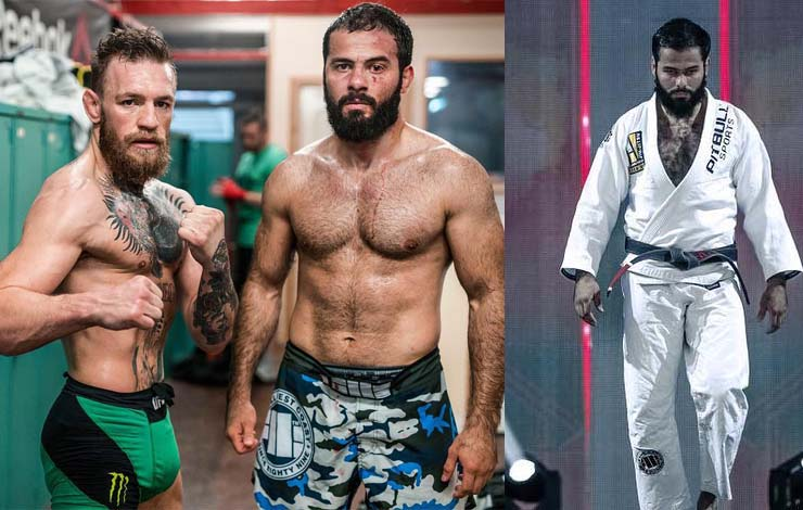 Chechen Black Belt Who Helped McGregor: I am not here to make friends, it is just the fight business. I need to feed my family