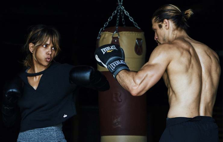 Halle Berry Learning BJJ To Direct and Star in MMA-themed film 'Bruised'