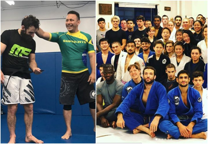 Eddie Cummings Confirms He Has Left Team Renzo Gracie to Join Unity Jiu-Jitsu