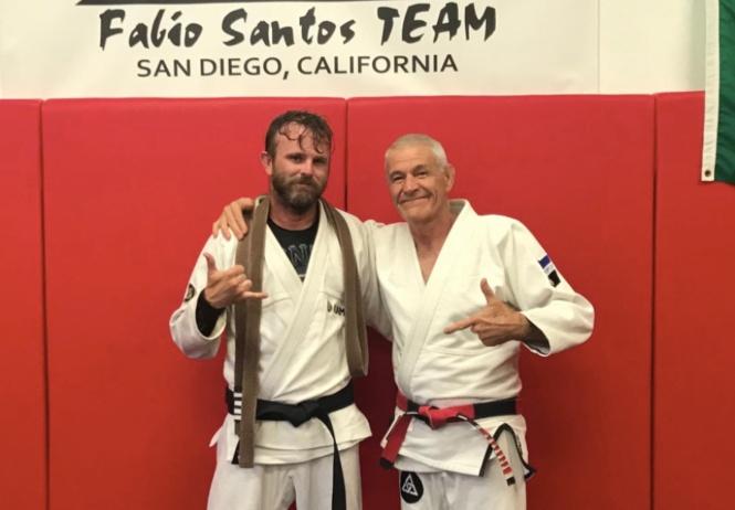 What Qualifies as a REAL Brazilian Jiu-Jitsu Academy by Coral Belt Fabio Santos