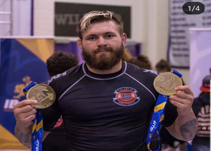 Gordon Ryan Wins Double Gold at IBJJF No Gi Pan & Issues Message To Haters