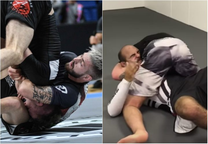 Gordon Ryan Teaches His Arm-In Guillotine That Submitted Keenan Cornelius