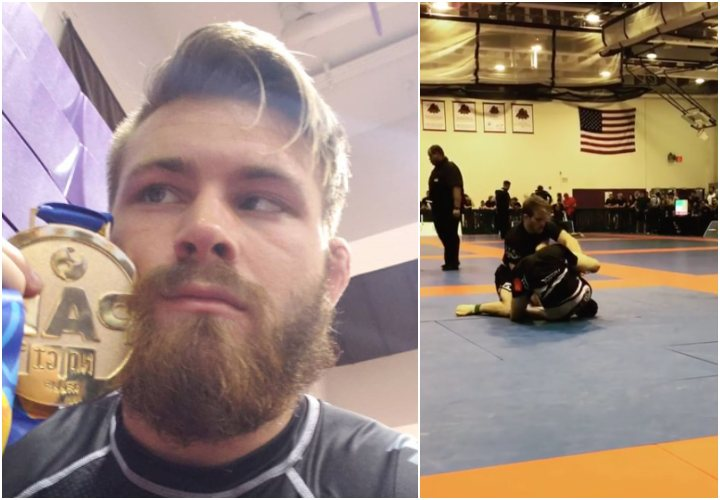 Gordon Ryan Wins Gold at IBJJF No Gi Pan & Issues Message To Haters